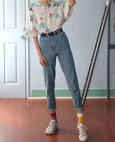 Aesthetic Jeans Style