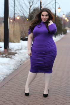 Valentine's Day In Monif C | Plus Size Fashion | Plus Size Fashion for Women