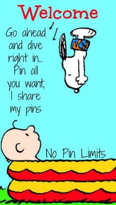 Go ahead and dive right in... Pin all you want, I share my pins! No Pin Limits    - Susie ♥  https://www.pinterest.com/susiewoozie23/
