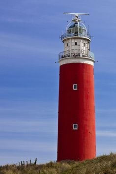 Eierland Lighthouse texel -