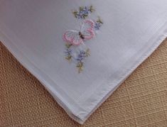 A personal favourite from my Etsy shop https://www.etsy.com/uk/listing/578597656/vintage-handkerchief-unused