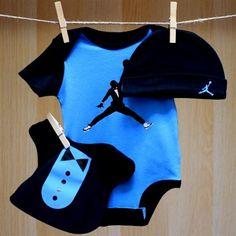 Cute blue n black