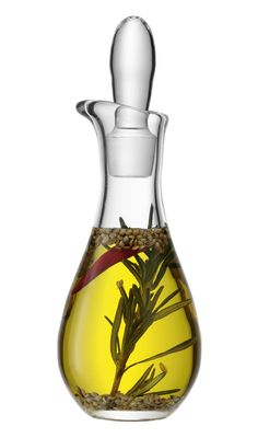 Oil Vinegar bottle (Mmm makes me want a big loaf of Italian bread & go to Carb Overdose Heaven)