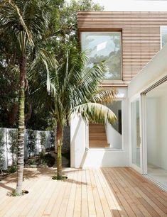 Australian Architecture, Architecture Design, Facade House, House Facades, Modern Coastal, Coastal Homes, House Goals, Outdoor Life, Inspired Homes