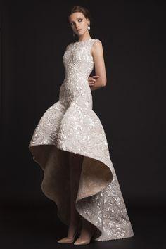 krikor jabotian, COUTURE WEDDING GOWN GORGEOUS | ZsaZsa Bellagio - Like No Other