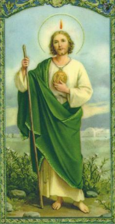 St. Jude, pray for us
