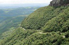 Serra do Corvo Branco, Urubici (SC)