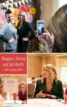 Blogging Tips, Self Worth and ALT Summit 2014 Recap.  LivingLocurto.com