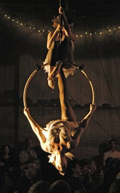 Circus | Carnival | Masquerade | Cabaret Photography at: http://www.pinterest.com/oddsouldesigns/the-secret-circus/ #aerial #hoop