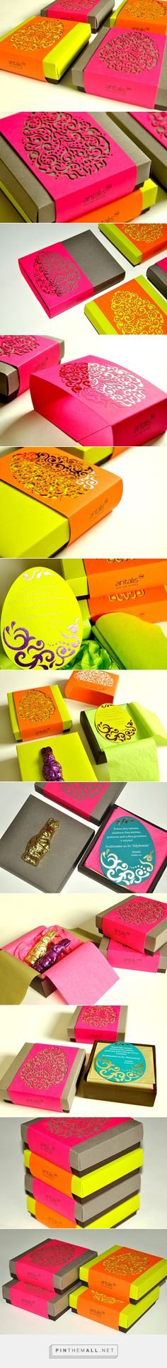 Easter Gift Package on Packaging Design Served... - a grouped images picture - Pin Them All