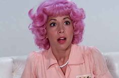 "Didi Conn as Frenchy the ""beauty school dropout"" in Grease the movie Grease 1978, Grease Movie, Grease Dance, Musical Grease, Grease Party, Grease 2, My Fair Lady, Frenchy Grease, Didi Conn"