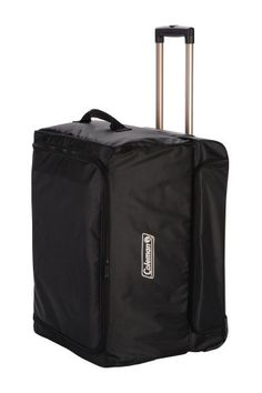 Coleman Wheeled Campers Tote >>> You can find more details by visiting the image link. Amazon Affiliate Program's Ads.