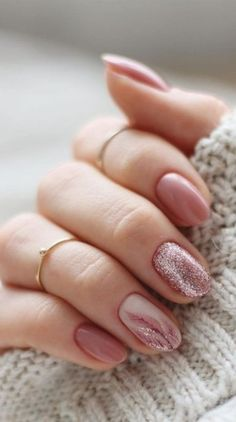 best winter nail art ideas 2019 - page 9 of 63 - perfect combo manicure . - best winter nail art ideas 2019 – page 9 of 63 – perfect combo manicure … - Holiday Nail Art, Winter Nail Art, Autumn Nails, Nail Ideas For Winter, Winter Nails Colors 2019, Winter Art, Winter Nail Designs, Nail Art Designs, Nails Design
