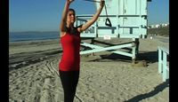 Resistance-Band Water Exercise | eHow.com