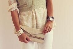 DIY Sequin Clutch Tutorial Bag DIY Bag DIY Refashion DIY Clutch