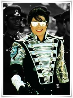 Michael Jackson...HIStory in the making.