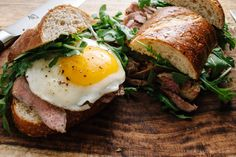 steak and egg sandwich recipe - www.iamafoodblog.com