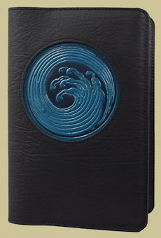 This is ['Enso Wave Icon Journal'by Oberon Design] and I think it's incredibly beautiful in its simplicity. $69.50