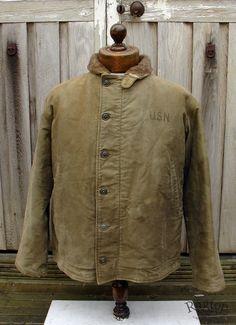 N1 deck jacket
