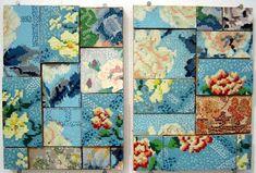 Rosalie Gascoigne Untitled (two linoleum tesserae), 1994-95 linoleum on plywood Roslyn Oxley9 Gallery