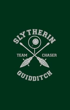 Slytherin - Team Chaser