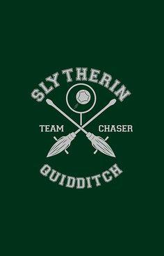 Slytherin - Team Chaser