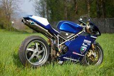 Ducati 748 R racer