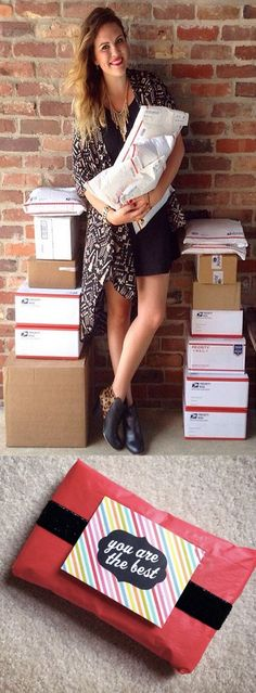 She made $5000 in 30 days on Poshmark! Download the app and sell your closet today.