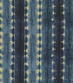 The hippie in me loves this slightly tie-dyed fabric!
