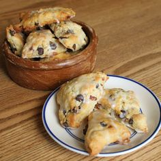 Maple Bacon Chocolate Chip Scones From Blogger: Life's Too Short to Skip Dessert