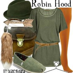 Movie Inspired Outfit: Robin Hood