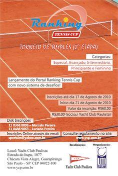 Ranking Tennis Cup