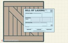 simple bill of lading form