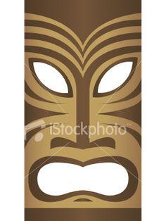 Freaky Tiki | Stock Illustration | iStock