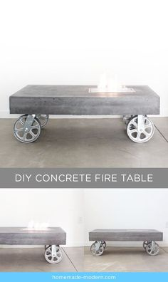 Today we have a fabulous Collection of Industrial Farmhouse DIY Cement Projects that I do believe you are going love.  To be honest…each and everyone of these DIY's can be used in just about any home decor stylized to your liking!  But for those of you that love that Industrial style…these are for you.  From …