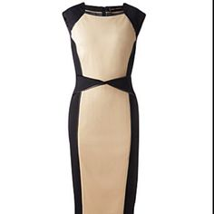 David Lawrence dress. Sexy and chic. Love it.