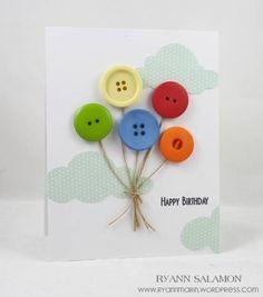 Button Card by carema