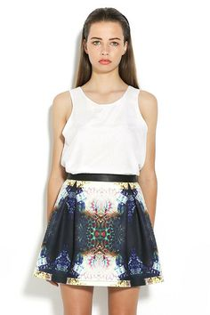 "Online ""Star Style"" Australian Fashion Boutique.  Infinite Full Skirt  http://www.tadameboutique.com/collections/all/products/clarissa-full-skirt#sthash.gFMz1hJd.dpbs  #infinitefullskirt #Ringuet #benjaminringuet #fullskirt #skirt #skirts #printskirt #blueskirt #navyskirt #boldskirt #miniskirt #shortskirt #chic #beautiful #designer #designerskirt #designerclothing #luxury #Aussiefashion #fashion #Australianfashion #onlineboutique #celebstyle #onlinefashionboutique #startstyle"