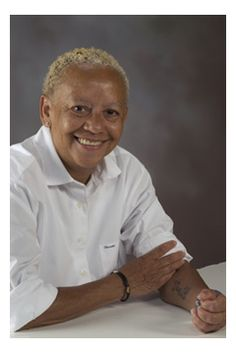 Nikki Giovanni - world-renowned poet, writer, commentator, activist, and educator.