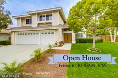 The Tim Kirk Team is excited to invite you to an open house this coming Friday at this beautiful Oceanside family home, 318 Lustrosos Street!   This recently upgraded two-story home features 4 bedrooms, a grand spiral staircase, an attached 3 car garage and more! This could be the dream home you've been waiting for!   Stop by anytime between 10AM and 3PM this Friday 6/30 to tour the home or call the Tim Kirk Team at 760.704.9252 to schedule a private showing!