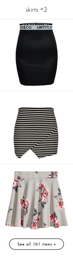 """skirts #2"" by asiebenthaler ❤ liked on Polyvore featuring skirts, bottoms, pencil skirts, knee length pencil skirt, faldas, saias, rayon skirt, tube skirts, asymmetric hem skirt and asymmetrical skirts"