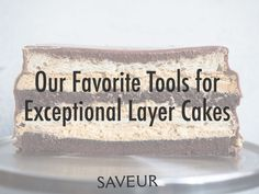 Baking sky-high cakes isn't science; it's engineering, and our favorite baking tools make it easy.