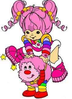 Rainbow Brite - Tickled Pink