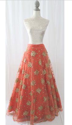 Indian Attire, Indian Wear, Pakistani Outfits, Indian Outfits, Party Wear Dresses, Dress Outfits, India Fashion, Boho Fashion, Lehenga Crop Top