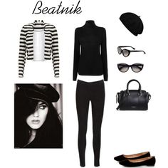 beatnik by fernanda-arrga on Polyvore featuring L.K.Bennett, Dorothy Perkins, Designers Remix, City Classified, Burberry, Tom Ford, Betmar and Material Girl