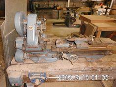 Myford Metalwork Lathe 240 v