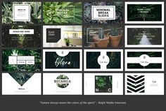 (50% OFF) FYLORA - Keynote Template by TempLabs on Creative Market
