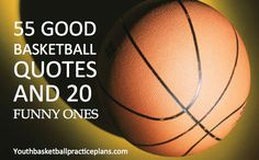 55 Good Basketball Quotes and 20 Funny Ones.  Great basketball sayings and quotations from players, coaches and analysts. Basketball Awards, Logo Basketball, Basketball Goals, Basketball Funny, Basketball Sayings, Team Quotes, Coach Quotes, Larry Bird Quotes, Basketball Court Flooring