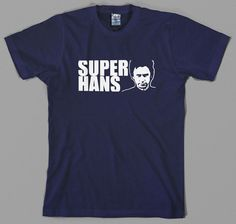 d3fd1aa8 Super Hans T Shirt peep show tv series mark jeremy jaz T Shirt Picture, Peep