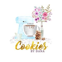 From painted tiered cakes to cute little cupcakes. what ever the clientele you want to attract, from wedding cakes to event catering, your design should stand out and gain attention. Bakery Business Cards, Cake Business, Business Logo, Logo Doce, Logos Vintage, Baking Logo, Cake Logo Design, Watermark Design, Watercolor Cake